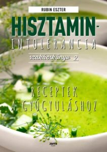 hisztamin intolerancia könyvek